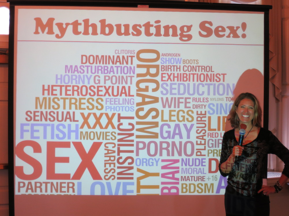 Mythbusting Sex for Gender & Sexuality Activists