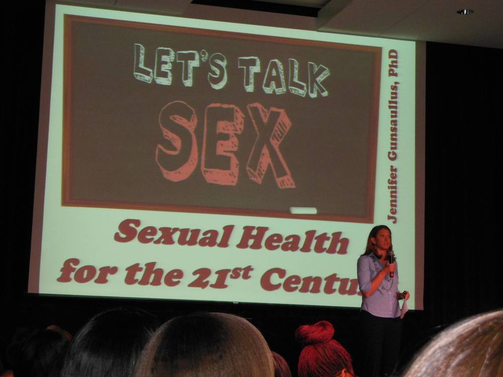 Speaker on Sexual Health for the 21st Century