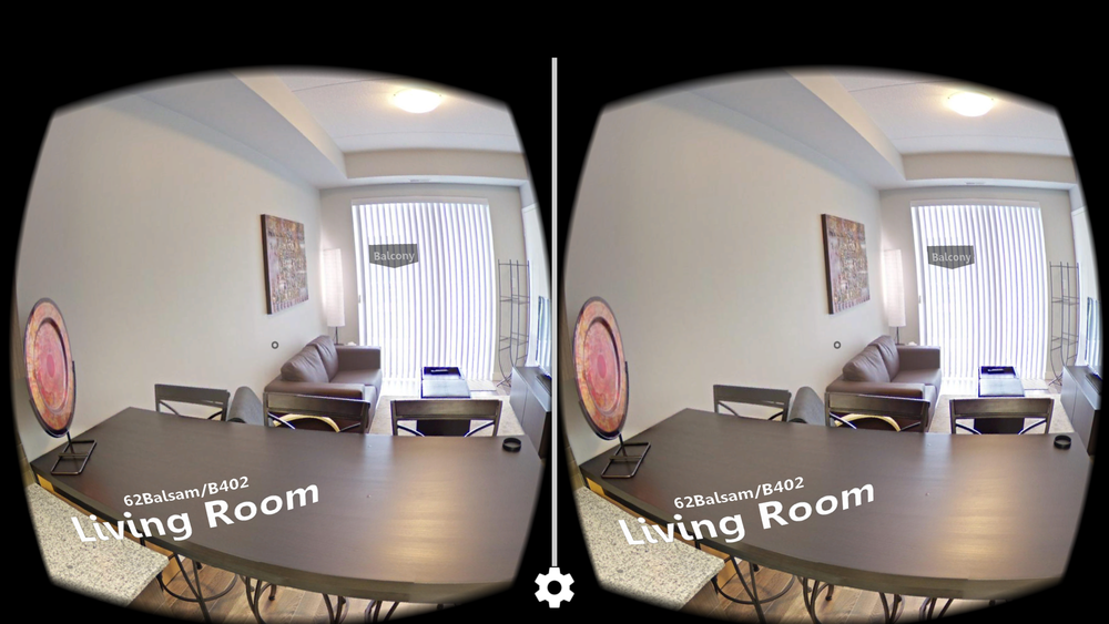 Virtual Tour of Layout