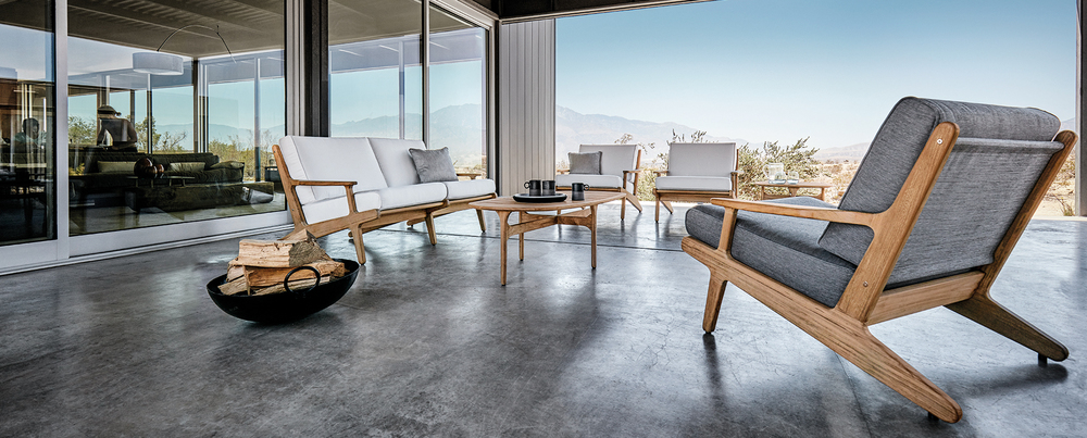 Patio Furniture from Gloster Bay collection