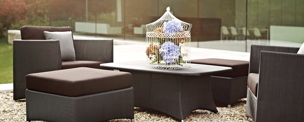 Patio Furniture from Gloster Casa Collection