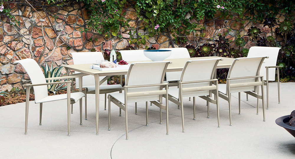 Patio Furniture from Brown Jordan Flight collection