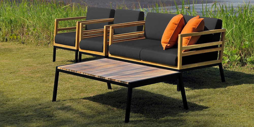 Patio Furniture by Mama Green Zudu collection