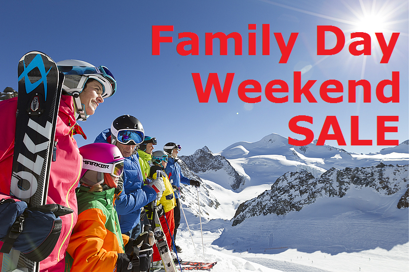 Select Skis, Boots, Apparel on SALE now!