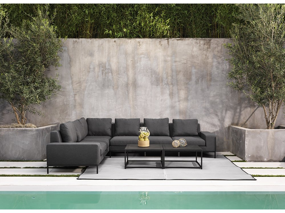 June Sectional - Outdoor Furnishings/Patio Furniture