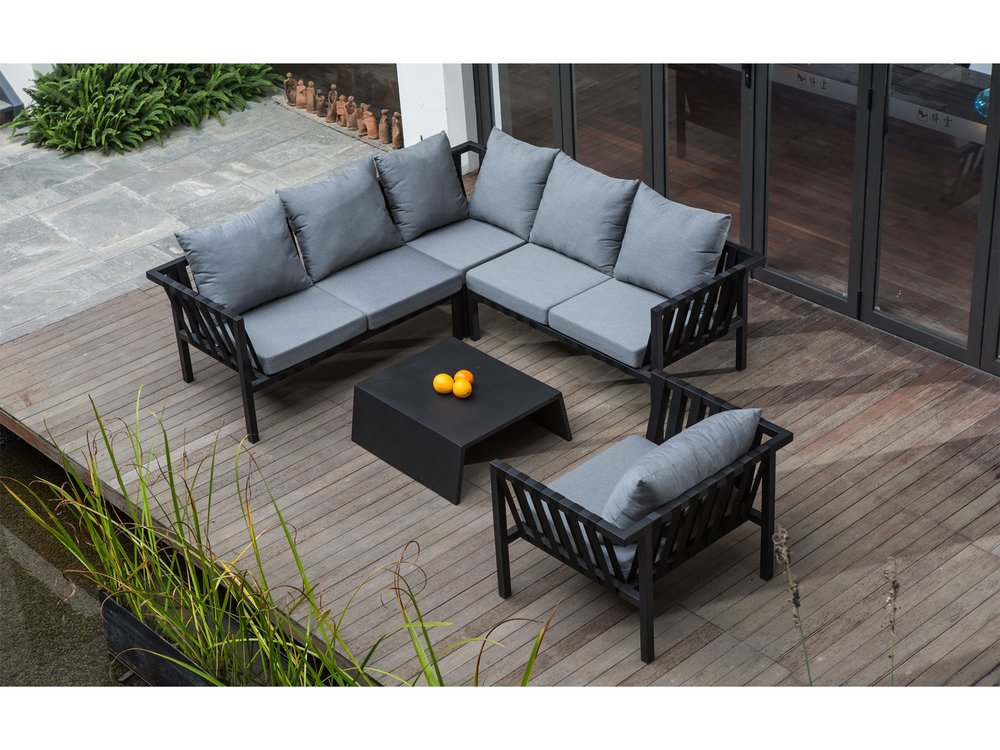 Flex Sectional - Outdoor Furniture/Patio Furniture