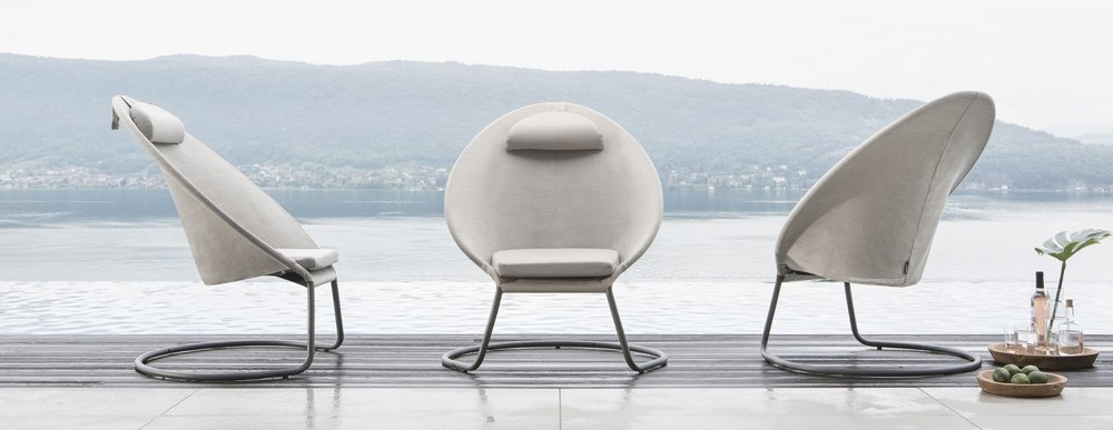 Lafuma Privilege Cocoon Lounge Chair