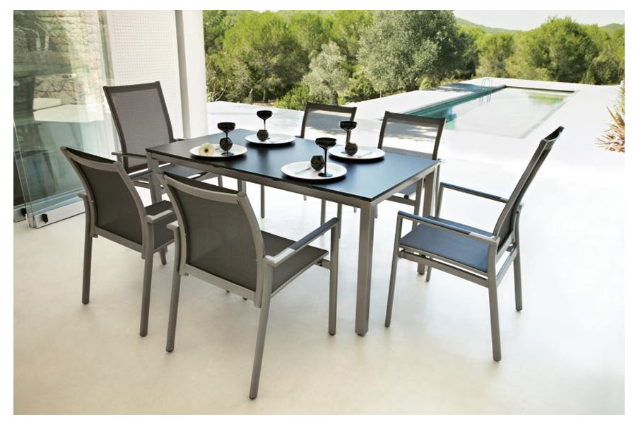 Gloster Azore Dining Chairs