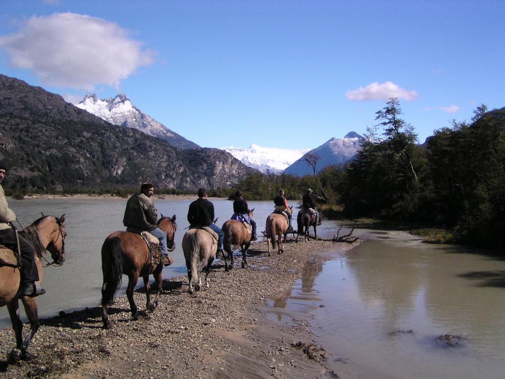 Horsepacking in line.JPG