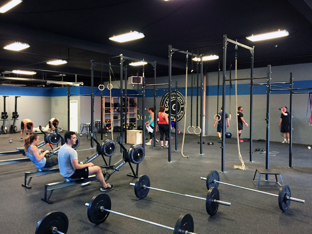 What is a crossfit gym anotherhackedlife