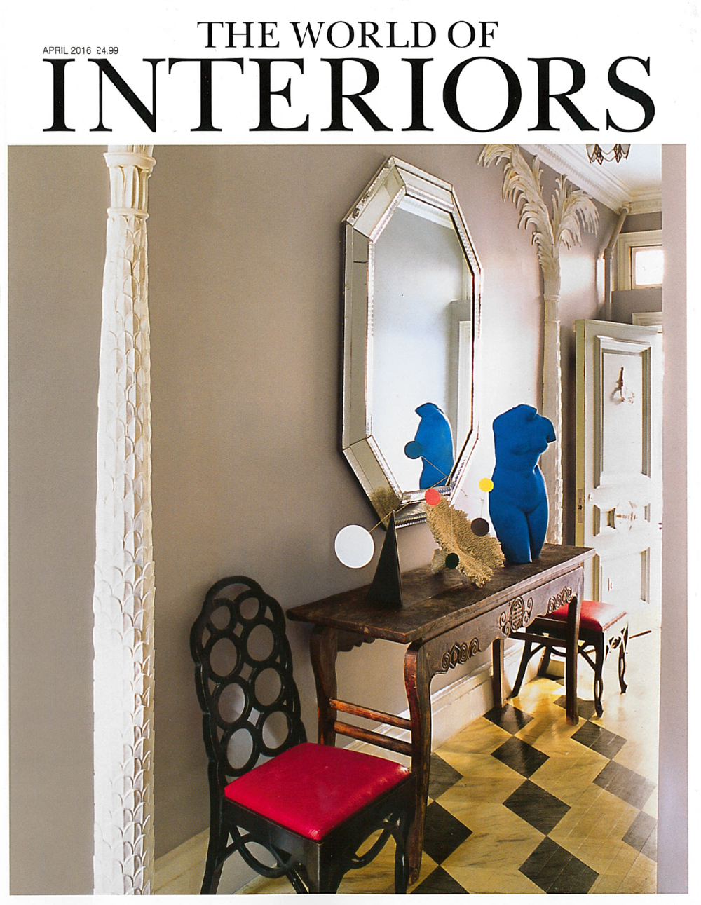 World of Interiors April 16