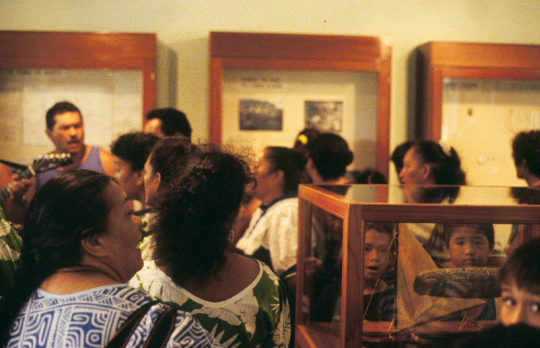 1998. The community dedicates one room of its new post office building to establish the museum as a separate entity with its own private space. The museum is formally named Te Ana Peua.