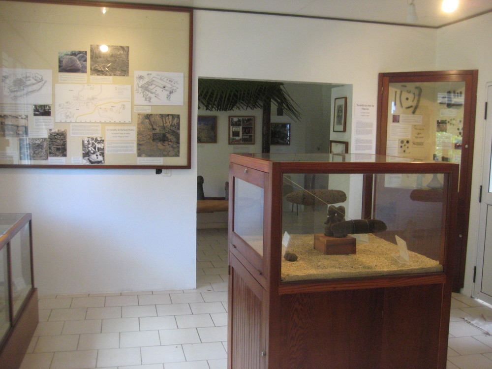 2010. The post office moves out and Mayor Felix Barsinas dedicates the entire building to the museum. Gallery space is doubled.