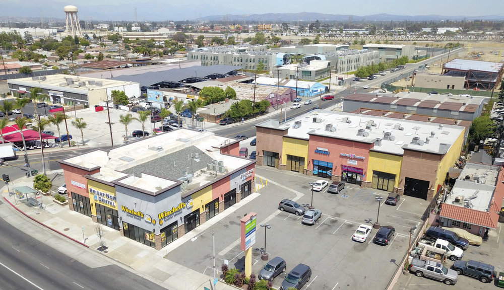 9918-9924 Atlantic / 5120 Tweedy Blvd.   South Gate, CA 90280  20,248 SF BUILDING | 42,790 SF LOT $8,800,000