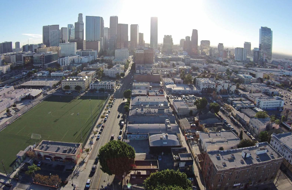 7th & Valencia   Westlake - Los Angeles, CA  50,000 SF LOT $14,500,000