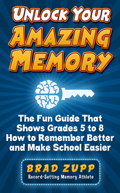 Unlock Your Amazing Memory