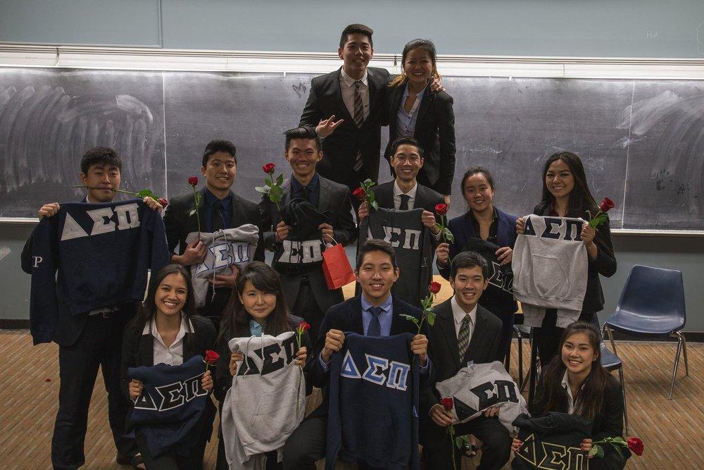 Alpha Chi Class