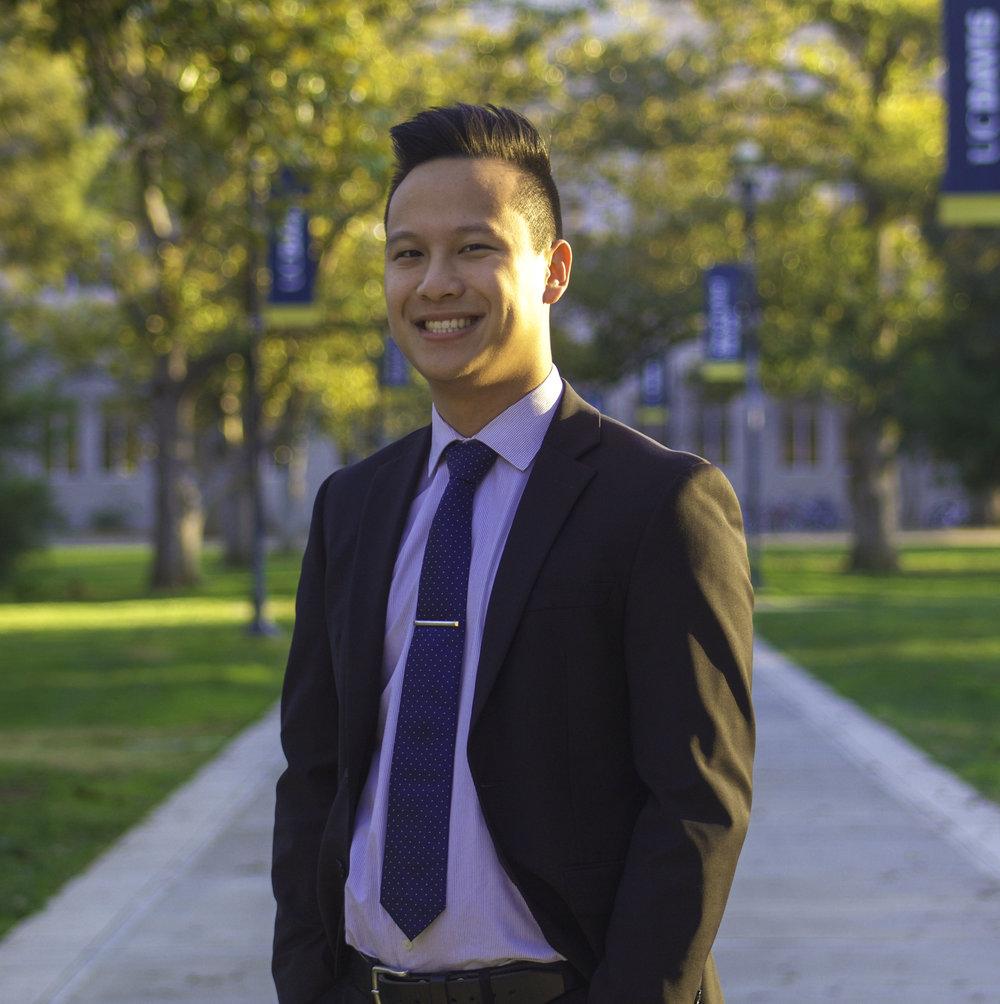 Hyde Samuel Wong Jr. | Beta Delta