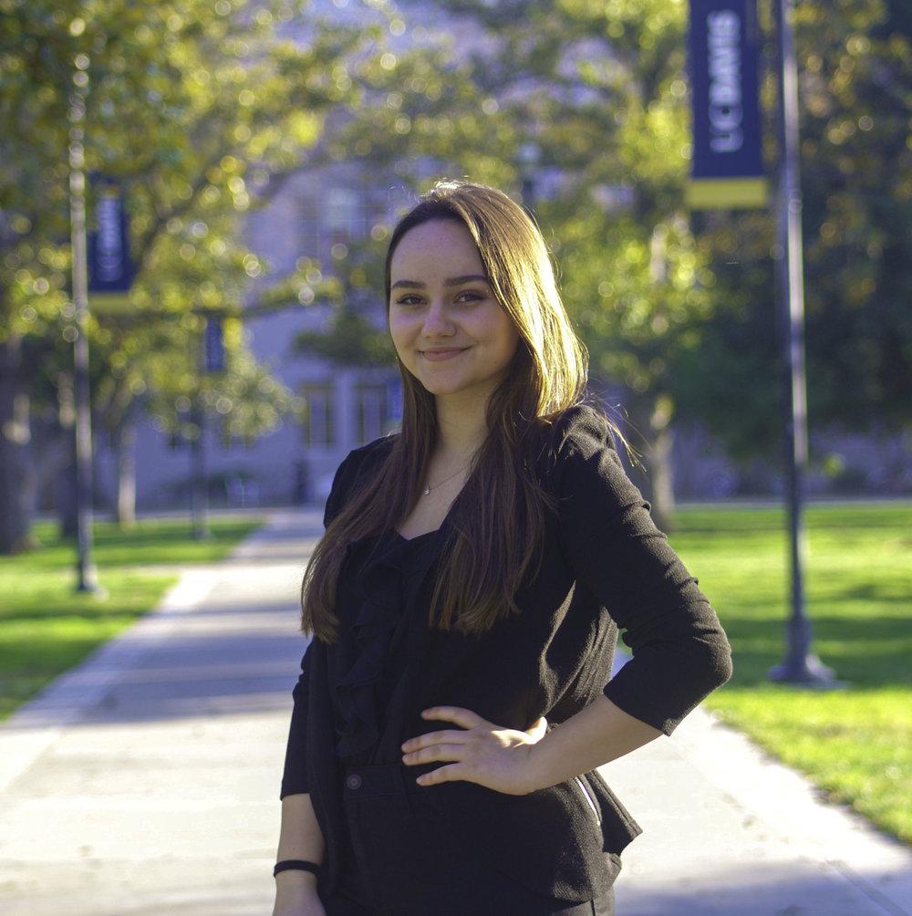 Ana Ignatescu | Beta Epsilon