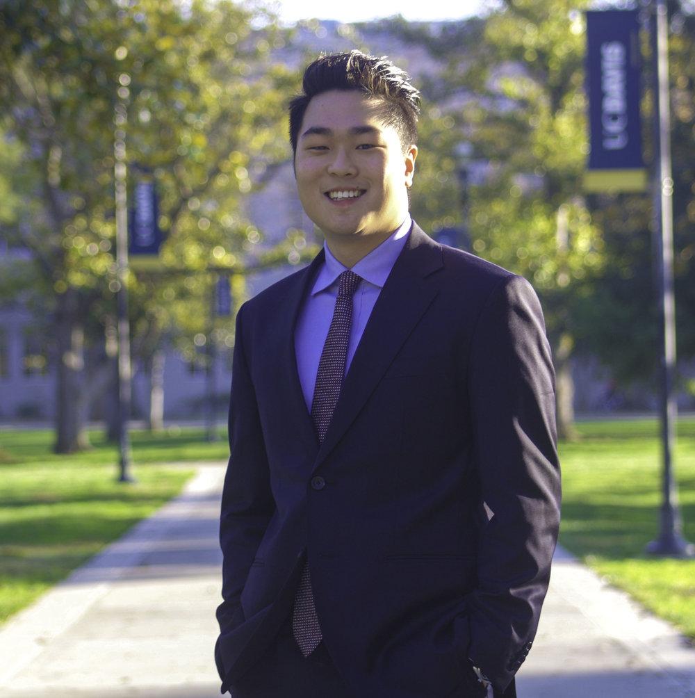 Christopher Chang | Beta Epsilon
