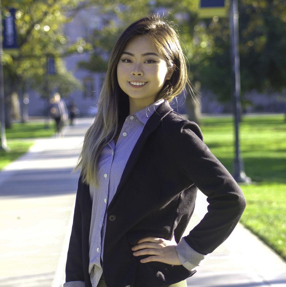 Anna Yang | Beta Gamma