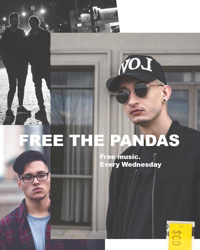 Free the pandas-banner.jpg