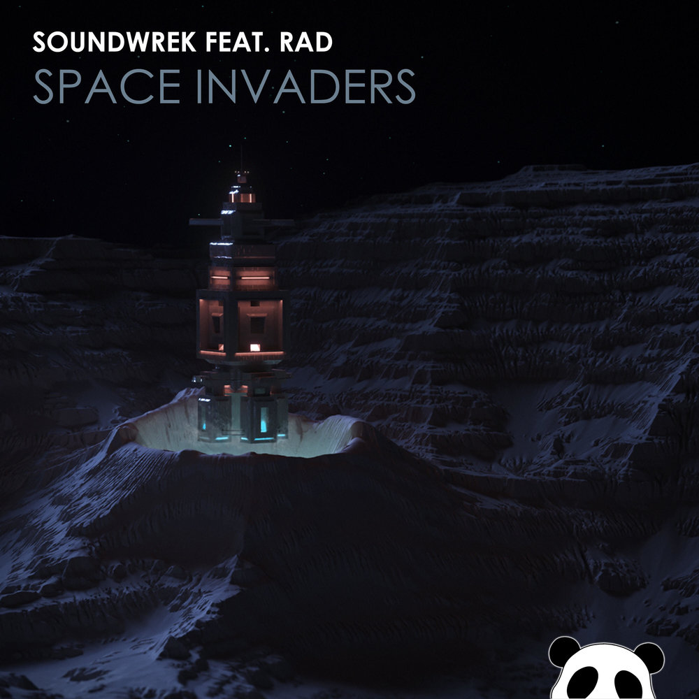 Soundwrek ft. Rad - Space Invaders.jpg