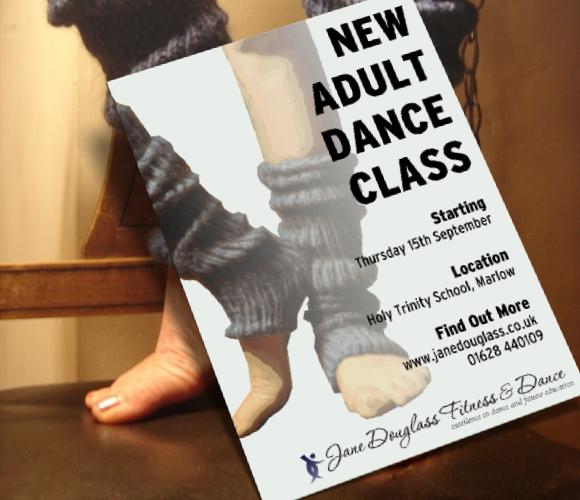 New Adult Dance Class