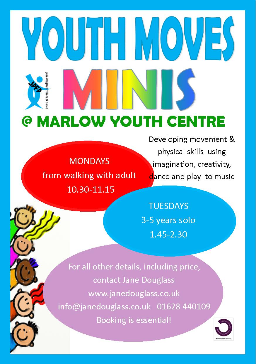 YOUTH MOVES MINS A 5 FLYER SEPT 2014