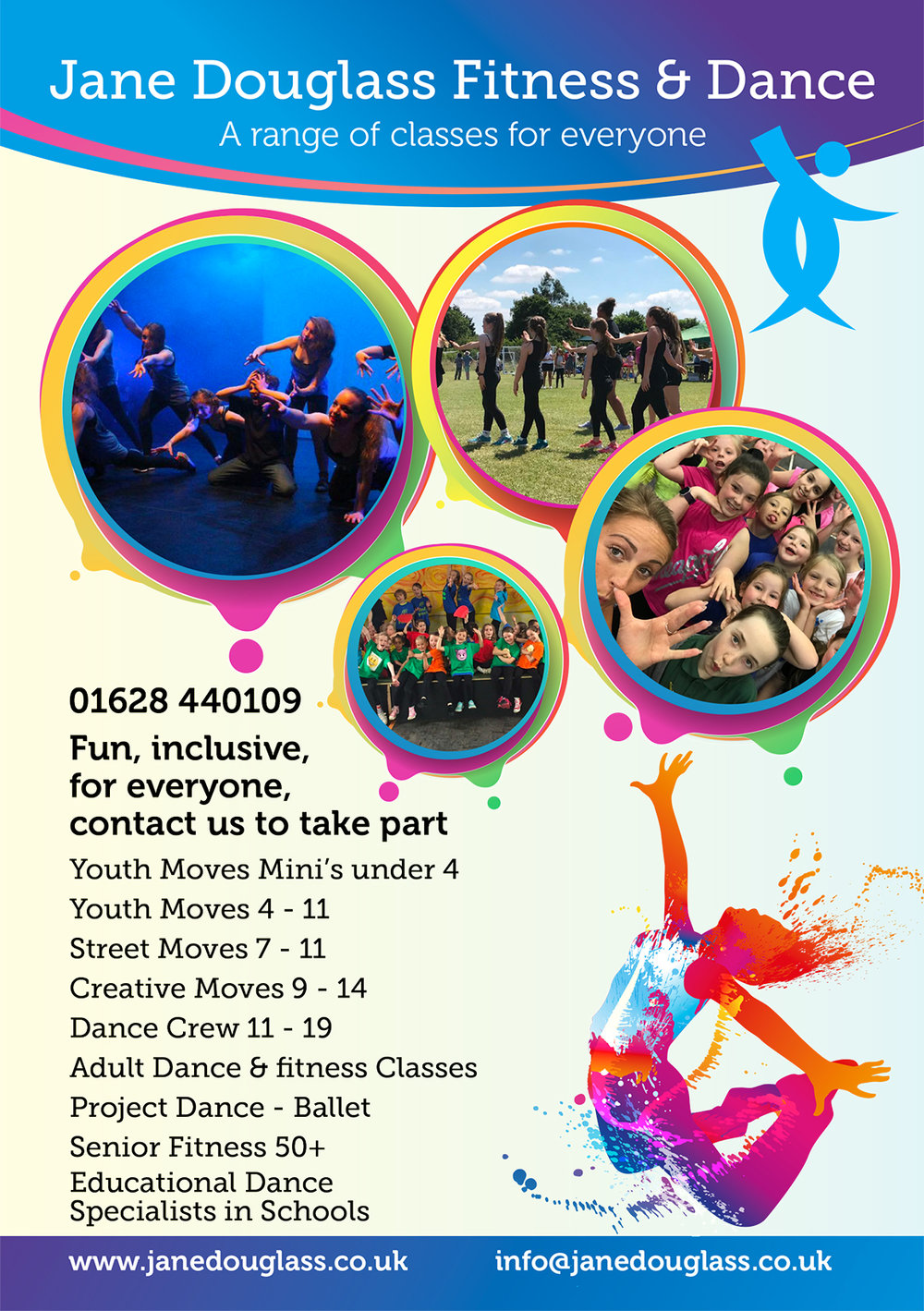 CHILDREN AND ADULT CLASSES IN MARLOW, MAIDENHEAD, WINDSOR EDUCATIONAL DANCE SPECIALISTS IN BERKSHIRE, BUCKINGHAMSHIRE & OXFORDSHIRE - CONTACT US FOR CURRICULUM DELIVERY, WORKSHOPS & INSET PROVISION IN YOUR SCHOOLS