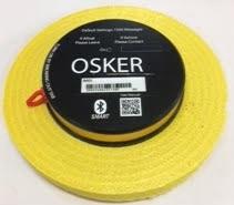 Osker oil spill satellite tracking buoy