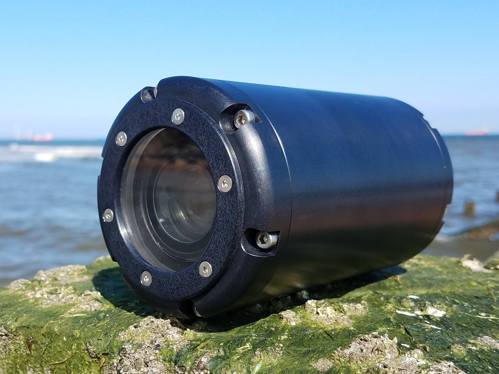 Subsea ROV HD Low Light Camera