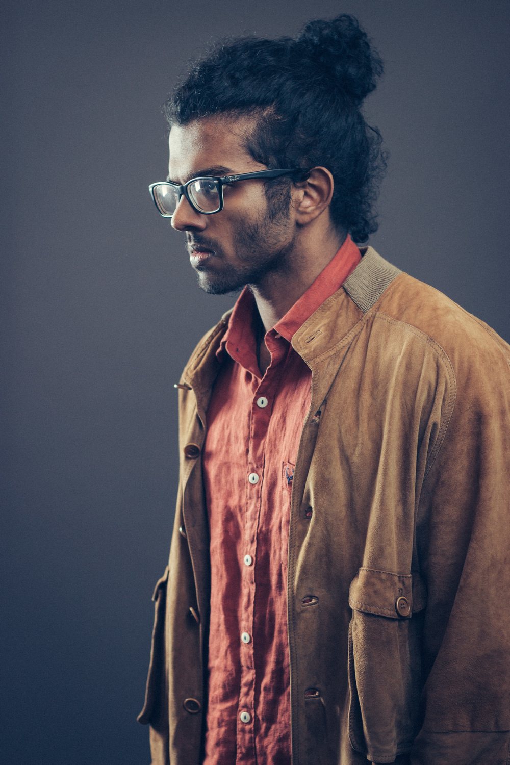 Jyothis Padmanabhan // Joe with the Glasses