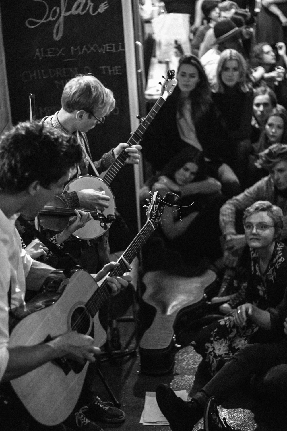 Sofar Sounds // Cult Espresso