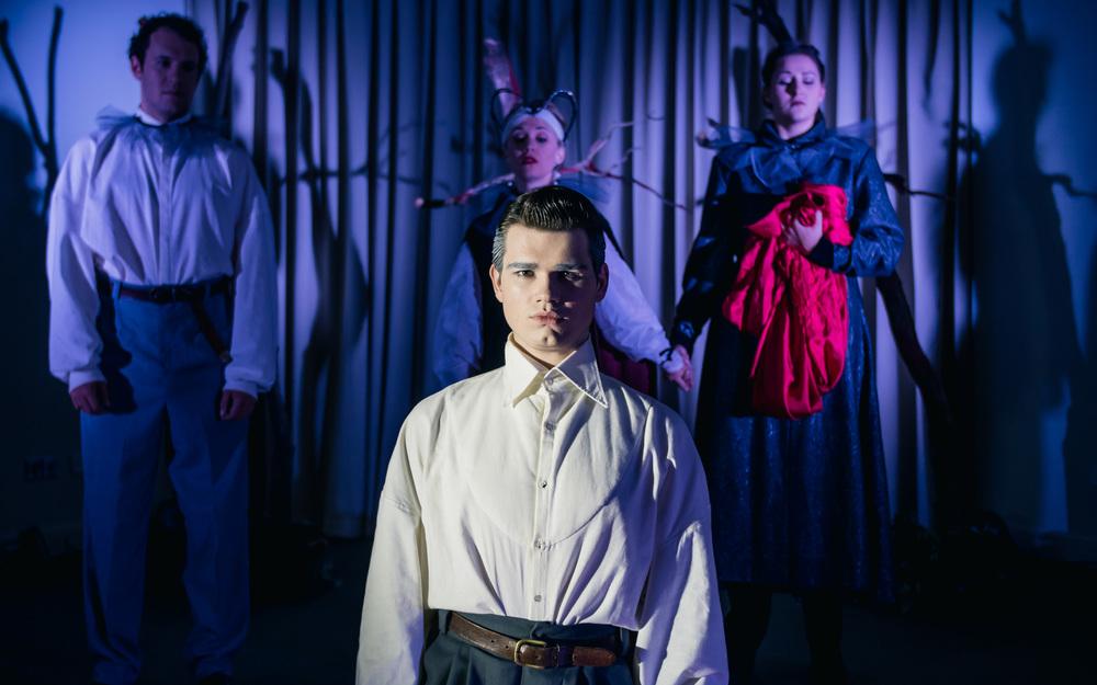 Maria Stuarda - Mary Queen of Scots // Fringe 2015
