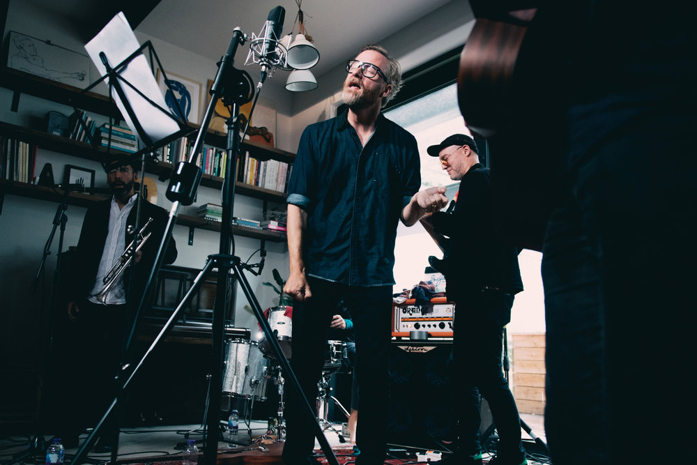 The National for Sofar Sounds Edinburgh & Amnesty International