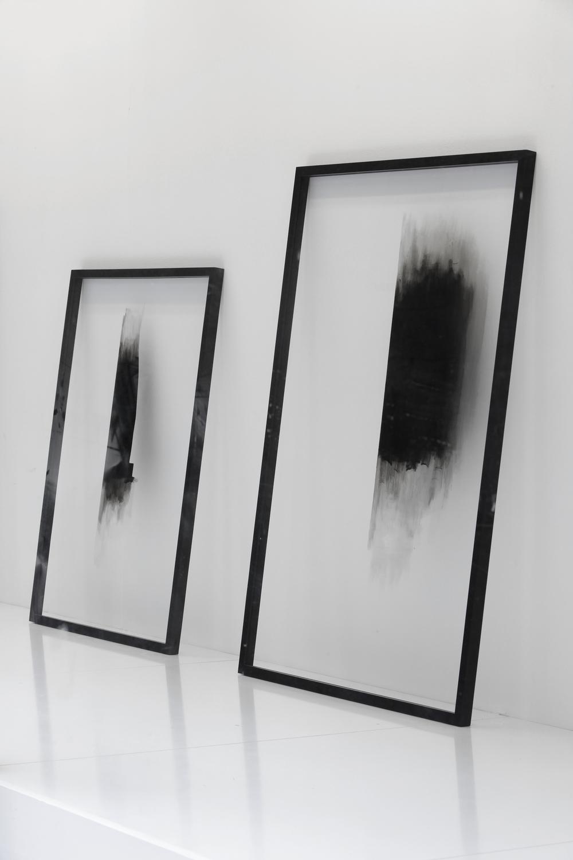 Installation view Fifth Wall,Kunstverein für die Rheinlande und Westfalen 2013