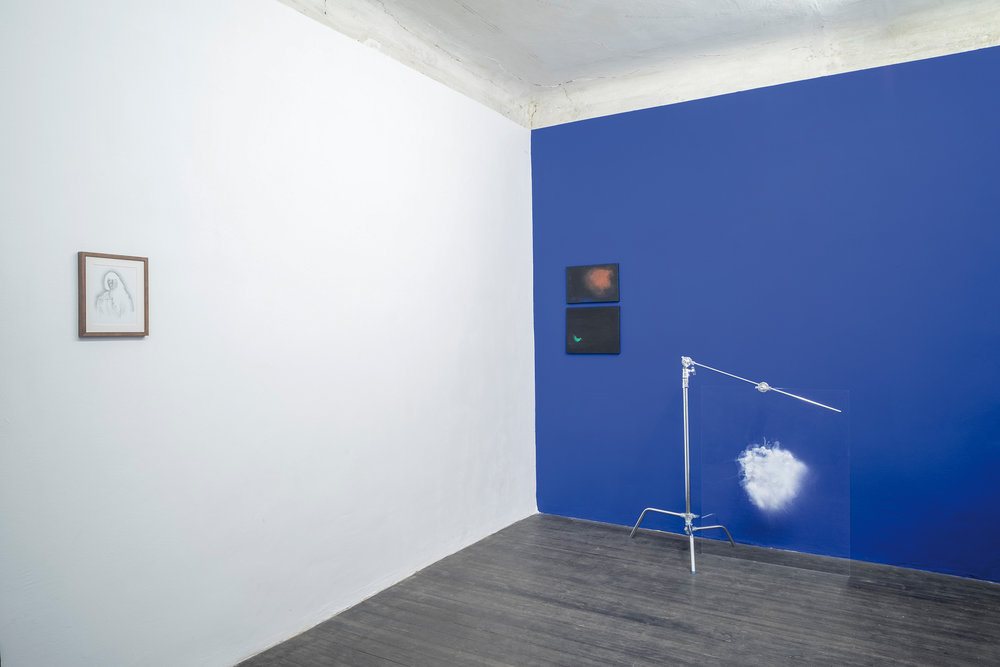 Installation view, KM, Berlin, 2016/2017
