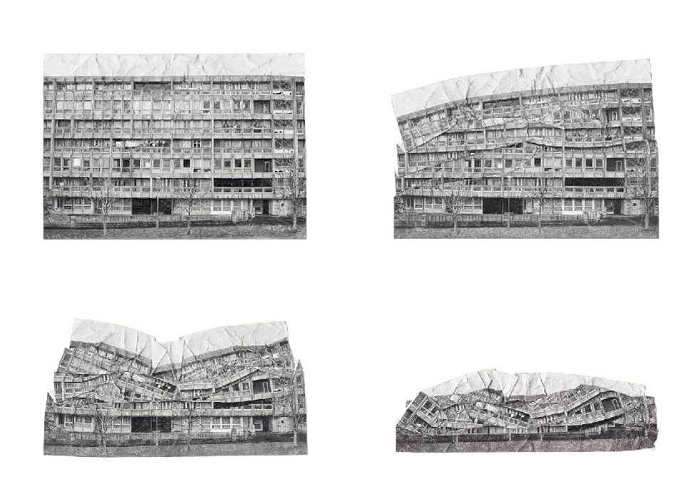 'A Fall of Ordinariness and Light', graphite on paper - Installation view.Jessie Brennan, 2014 (acquired by V&A collection)CLICK HERE TO BUY SIGNED, LIMITED EDITION PRINTS.