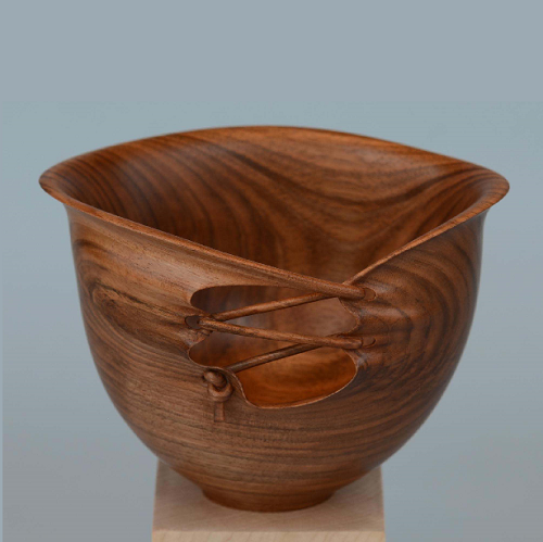 Ray Winder 'Sutured Bowl' (2016)