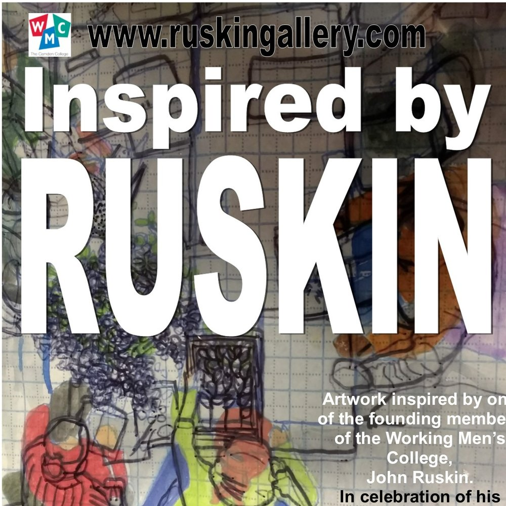 Inspired by Ruskin |