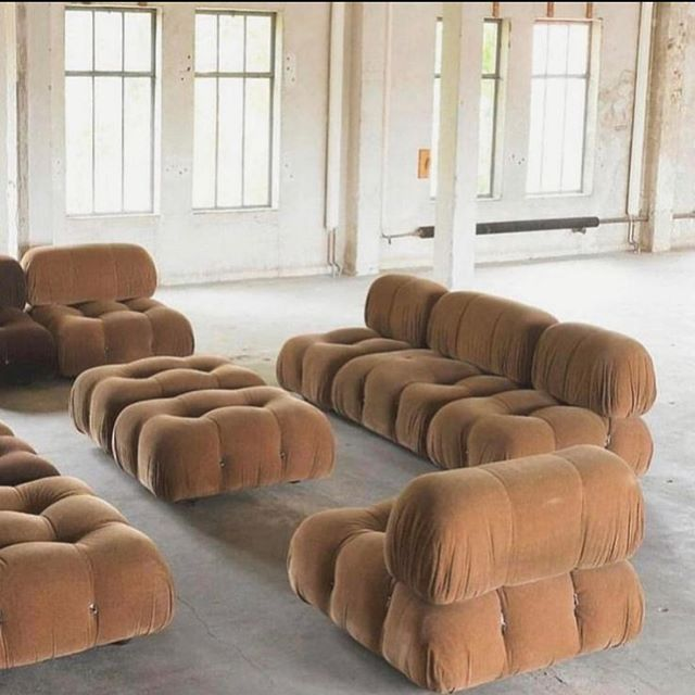 Mario Bellini, Modular seating 🍂