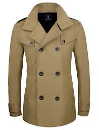 Wool blended coats