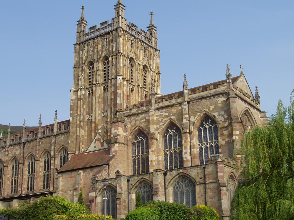 http://www.wikiwand.com/en/Great_Malvern_Priory