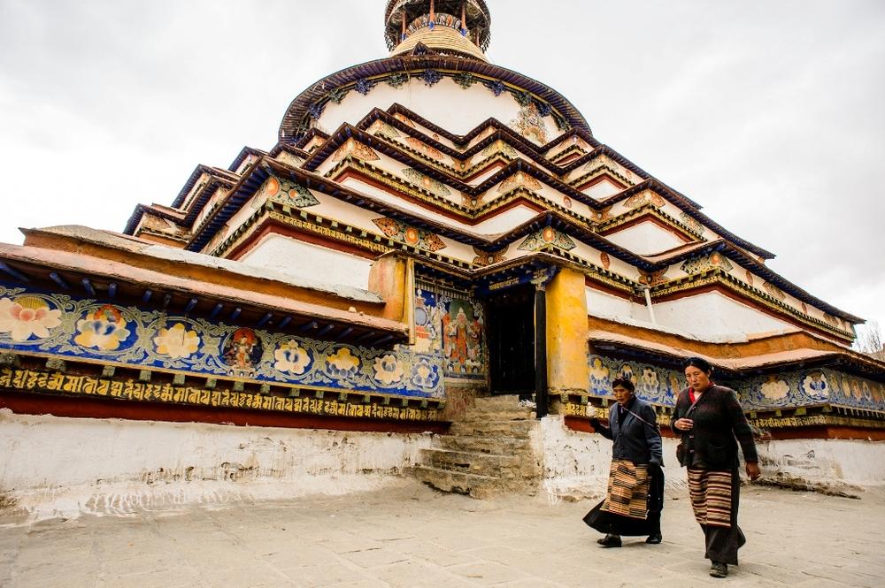 Gyante Pelchoe Monastery- A walk back in time