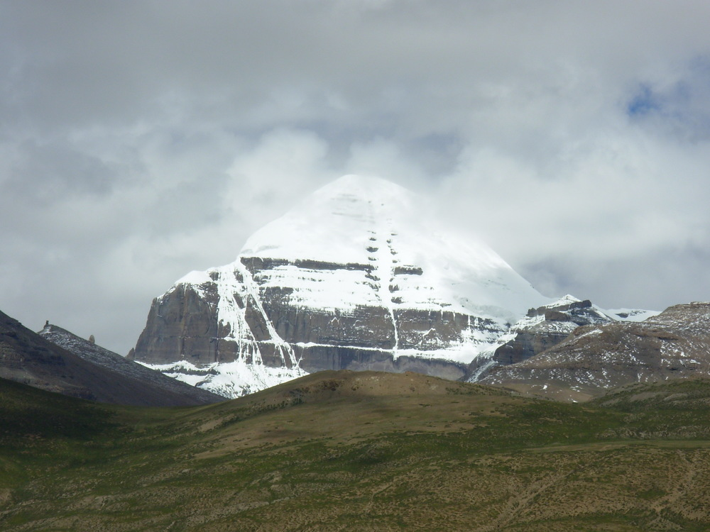 Mt. Kailash- the holiest of all mountains