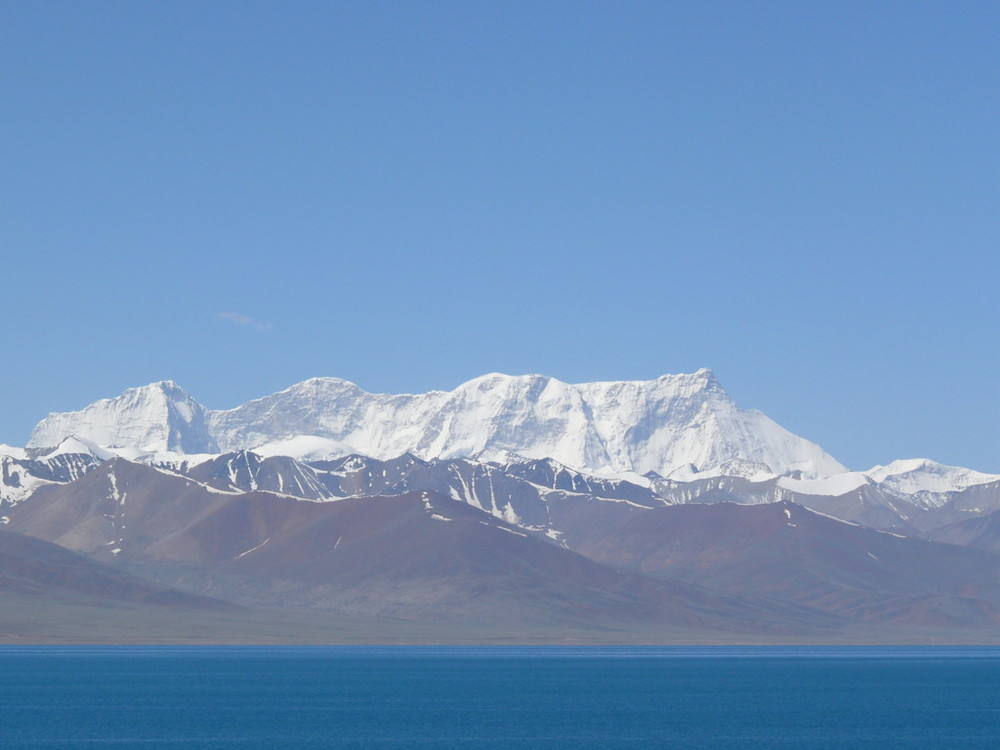 Tibet:The Roof of the World