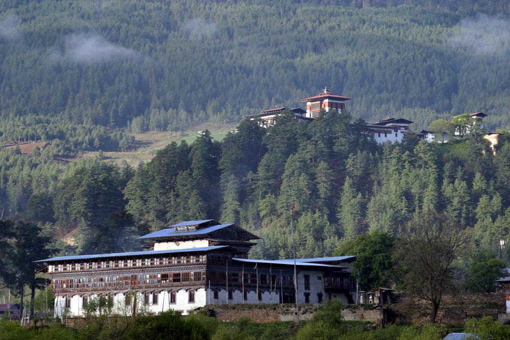 Wangduecholing Dzong