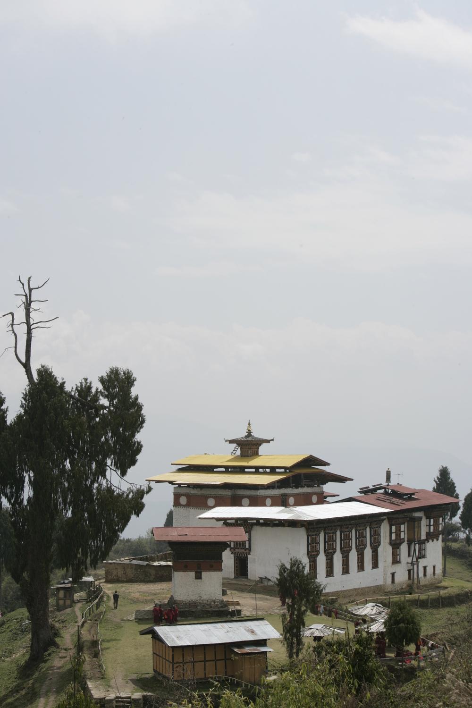 Thruepang Dzong