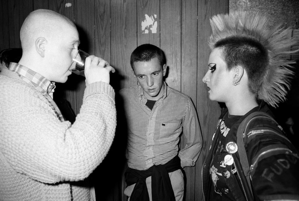 1970's Punk! Pic Credits: http://goo.gl/IiUXeD
